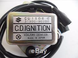 Nos Suzuki Ts-185/250 1971/76 C  D  I  Unit Oem # 31900-30020