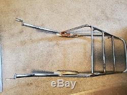 OEM Suzuki TS TC 125 185 rear carrier rack TS125 TS185 TC125
