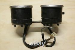 OEM Suzuki TS250 Speedometer and Tachometer Cluster TS125 TS185 SP370