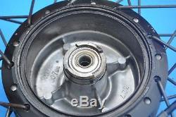 Oem Suzuki 71-78 Tm250 Tm400 Ts100 Ts125 Rm125 Rm250 Rm370 Front Wheel Hub