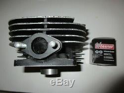 Oldtimer Suzuki TS 125, RV 125, TS 125 ER, X, Zylinder überholt, Kolben neu