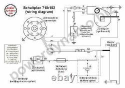 Powerdynamo VAPE Ignition Stator for Suzuki 1973-81 TS125 79-80 GP125 DC System