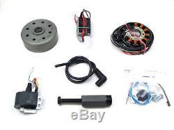 Powerdynamo VAPE Ignition System Stator Suzuki TM 400 TS 400 51oz DC System