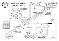 Powerdynamo VAPE Ignition System for Suzuki TM 400 TS 400 1.4kg Single Spark DC