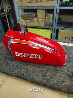 RARE Suzuki TS125 TS185 Fuel Tank
