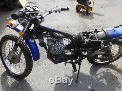 Rare 1973 Suzuki Enduro Ts400