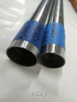 SUZUKI TC90 TC100 TS90 TS100 RV125 nos fork inner tube set 1970-73