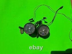 SUZUKI TS 400 1976 speedometer/Tachometer/Gauge