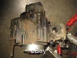 SUZUKI TS 80 X SC11A MOTOR KOMPLETT MIT LICHTMASCHINE KUPPLUNG 16500 km ENGINE