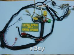 SUZUKI TS50X, WIRING LOOM/HARNESS 36610-13644 / 36610-13721.1994. Etc