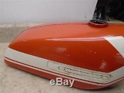 Suzuki 185 TS SEIRRA TS185 Gas Fuel Tank 1972 GP SB118