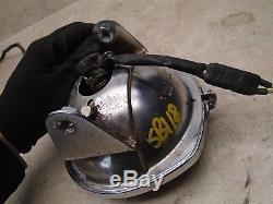 Suzuki 185 TS SEIRRA TS185 TS250 TC125 TS90 Sealed Beam Headlight 1972 GP SB118