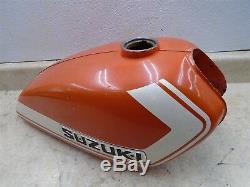 Suzuki 250 TS SAVAGE TS250 Gas Fuel Tank 1972 SB125 LP
