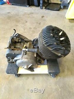 Suzuki 400 TS TS400 APACHE Engine
