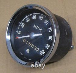 Suzuki 69 Ts250 Speedometer 69 T250/68 T305/69 Tc305/69 T350 Clock
