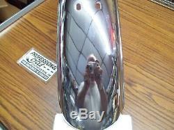 Suzuki 71-72 TS185 69-70 TS250 72-75 TC125 NOS Front Fender OEM 53111-16400 KROM