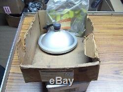 Suzuki 72 TS400 71-72 T250 71 T350 NOS Sealed Beam Headlight Lens & Ring OEM