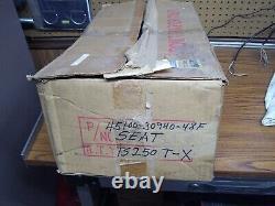 Suzuki 80-81 TS250 250 Savage Take-Off OEM Seat 45100-30949-48F LOOK