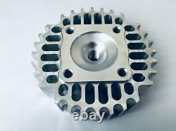 Suzuki A50/AP50/TS50/RV50 High Compression Racing Cylinder Head #2