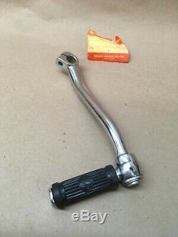 Suzuki Ac50 Tm75 Mt5 Ts75 Kick Lever Assy Oem Nos 26300-35552 26300-26100