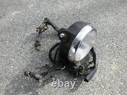 Suzuki GT ZR TS 50 80 90 orig. Head-light -Lampe phare Scheinwerfer KOITO 5181-5