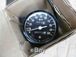 Suzuki Genuine Nos Speedometer Speedo 34101-28613 Rv125 Tc125 Ts125