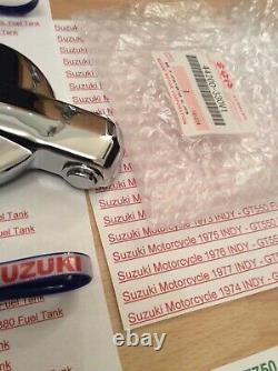 Suzuki Gt750 Gt550 Gt500 Gt380 Gt250 T500 Ts250 Tc125 Tc185 Ts185 44200-330v1