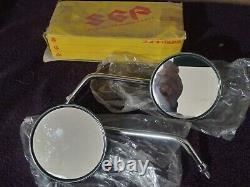 Suzuki NOS Mirrors GT T TS TC Series 8mm 56500-31010 56600-31010