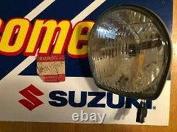 Suzuki NOS NLA 71-74 TS50 Gaucho Headlight Lamp 6V 15/15 35121-22610