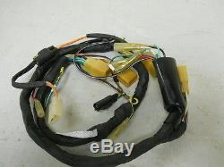 Suzuki NOS TC100, TS100, 1973-74, Wiring No. 2 Harness, # 36620-25620 S38