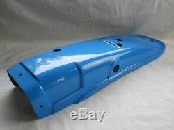 Suzuki NOS TS125 R, 1971, Rear Fender, Daytona Blue, # 63113-28000-137 (B)