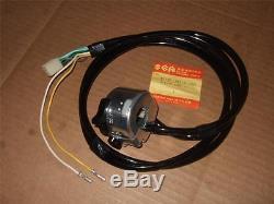 Suzuki Nos Lt. Handle Bar Switch Assy Ts400 1974-75 57700-32630