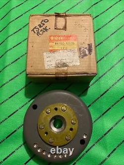 Suzuki Nos Oem Ts 250 1973 Flywheel Rotor 32102-30020