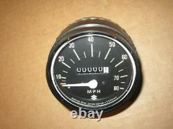 Suzuki Nos Speedometer Assembly A100 Ts75 34110-26632