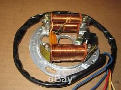 Suzuki Nos Stator Assembly Ts100-125 1980-81 32101-48520