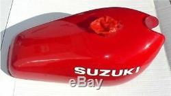 Suzuki Nos Ts Tc Fuel Tank 125 185 250