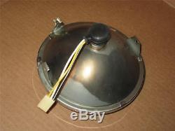 Suzuki Nos Vintage Headlight Ts250-400 Rv125 35121-27631