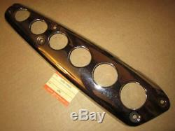 Suzuki Nos Vintage Muffler Cover Tc125 Ts125 14781-28000