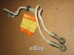 Suzuki Nos Vintage Oil Outlet Hose Ts185 1971-76 16820-29030