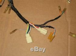 Suzuki Nos Wiring Harness 2 Ts100-125 1980-81 36620-48510