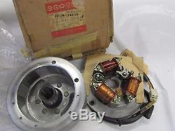 Suzuki Oem Generator Assy Tc125 Ts125 Rv125 32100-28610 Ahrma VMX 1971-1975