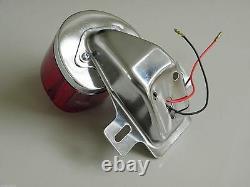 Suzuki T350 TS250 TS185 T500 T250 T305 T125 A100 Taillight Brake Lamp + Bracket