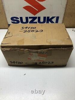 Suzuki TC100 TS100 RV. Speedometer Assembly. NOS. 34100-25022, 25023, 25027