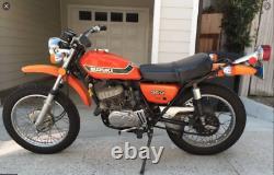 Suzuki TM TS RL 250 TM250 TS250 RL250 Piston Kit NEW