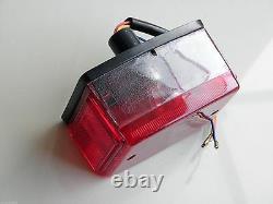 Suzuki TS 100 125 185 250 SP 200 FS OR FA 50 Taillight Tail Light Lamp 6v + 12v