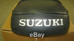 Suzuki TS 100 TC 100 Original Seat, Complete Honcho