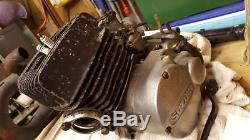 Suzuki TS 125 1974 Parts