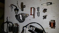 Suzuki TS 125 1974 V5C & Parts