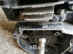 Suzuki TS 125 ER ts125er engine