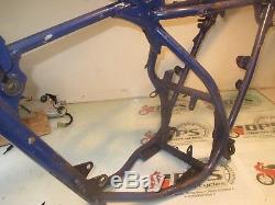 Suzuki TS 125 Frame